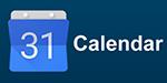 Shop Montrose Google Calendar